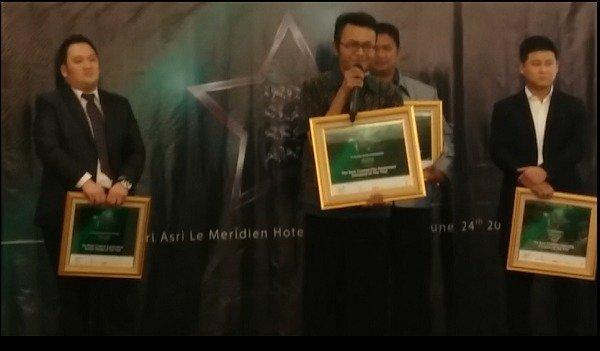 Penghargaan Perusahaan Refill APAR