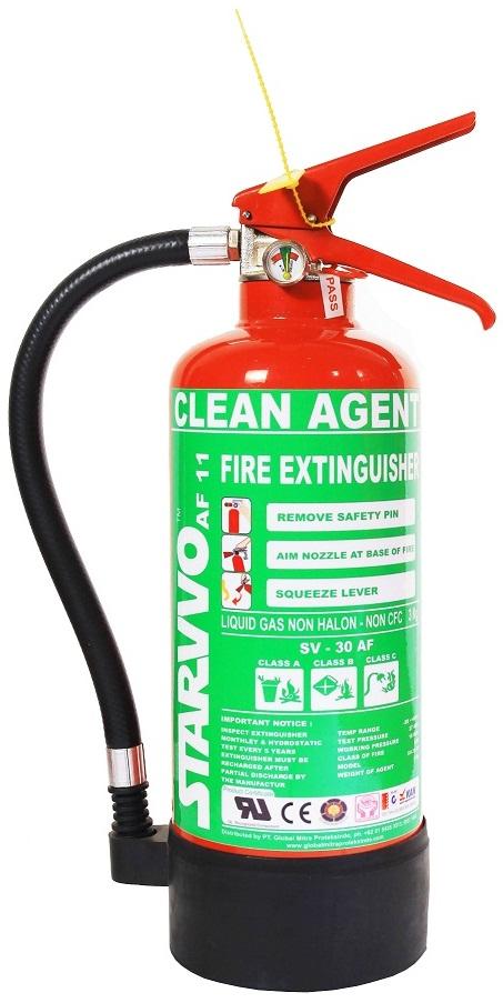 Alat Pemadam Api Ringan Foam STARVVO Bersertifikat ISO ...